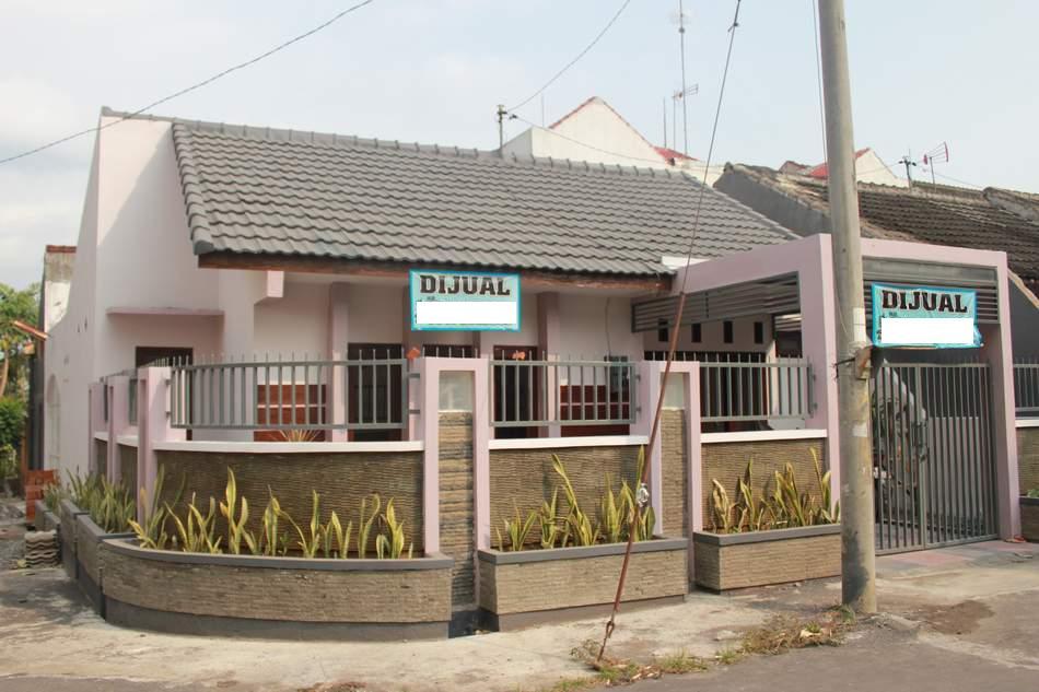 Rumah di Tidar Malang, dijual
